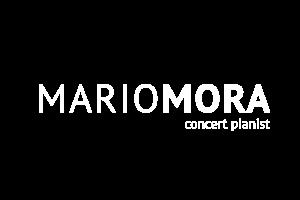 Branding del pianista español Mario Mora