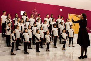 El coro Sinan Kay de Alcorcón finalista del III Concurso Nacional de Coros Infantiles