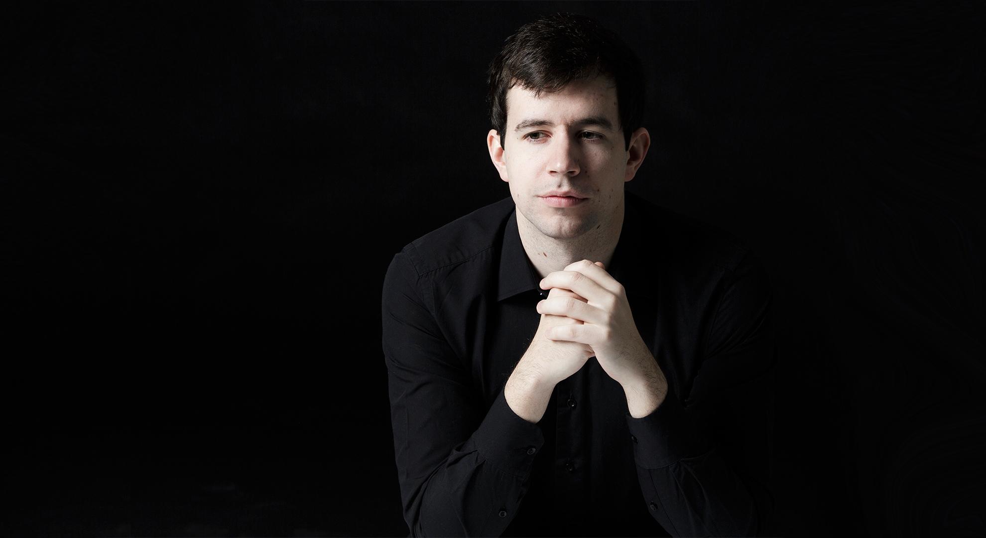 El pianista Mario Mora confía en Innova Música