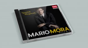 Spanish Rhapsody, nuevo CD del pianista español Mario Mora