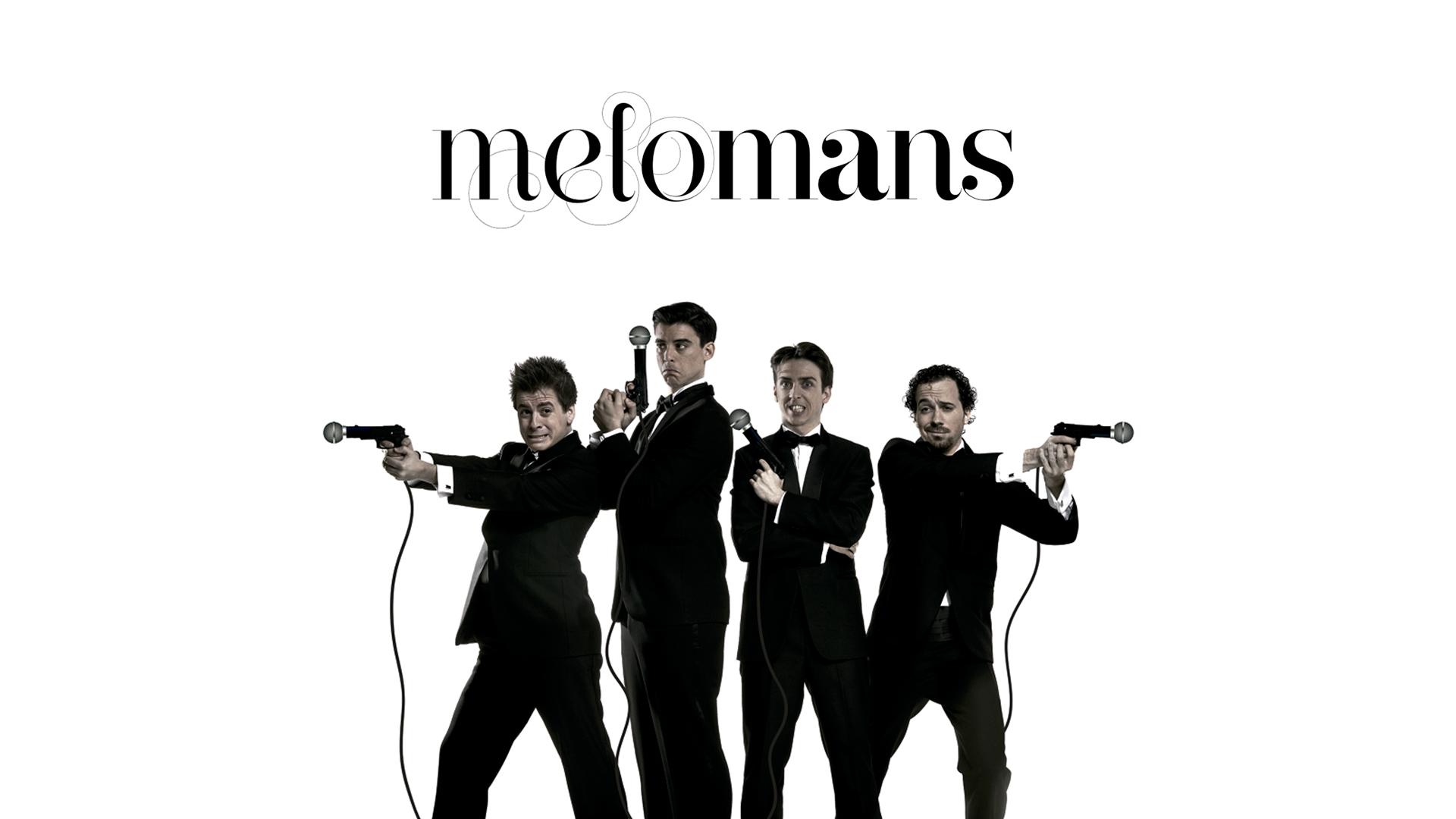 Descubre el nuevo espectáculo de Melomans, la nueva musicomedia 004 Licencia para cantar