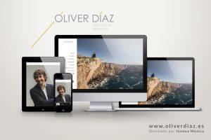 Diseño de páginas web para directores de orquesta