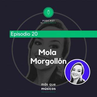 20. Mola Morgollón