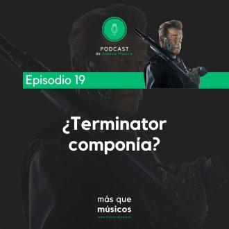 19. ¿Terminator componía?